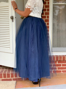 Custom Tulle Skirt (Pre Order Only)