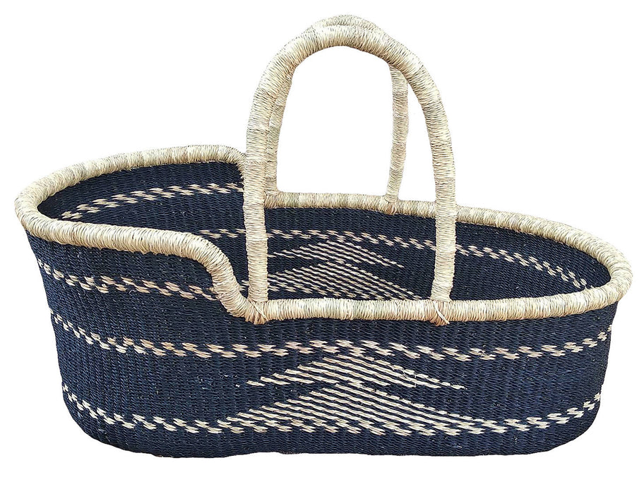AfricanheritageGH Moses Baby Basket Bed, Bassinet