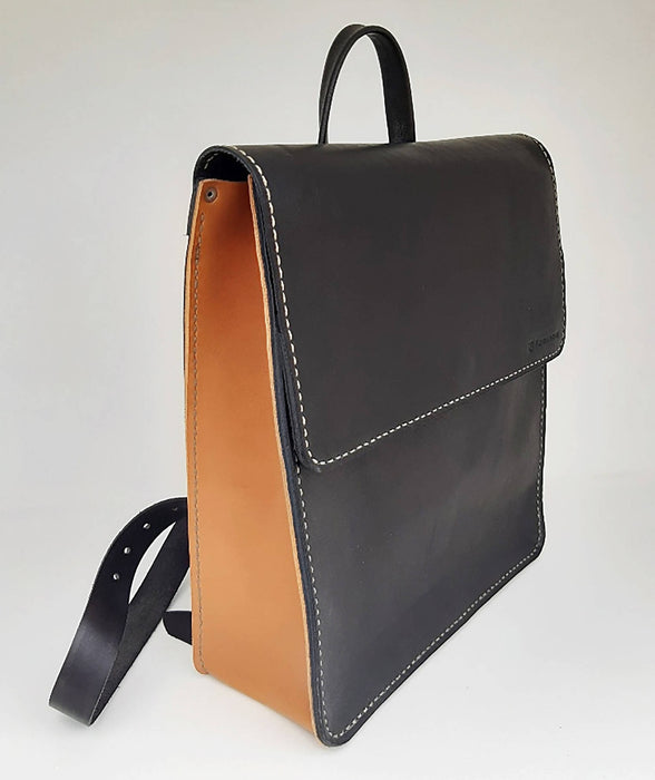 Lewis & Madge Two Tone Backpack
