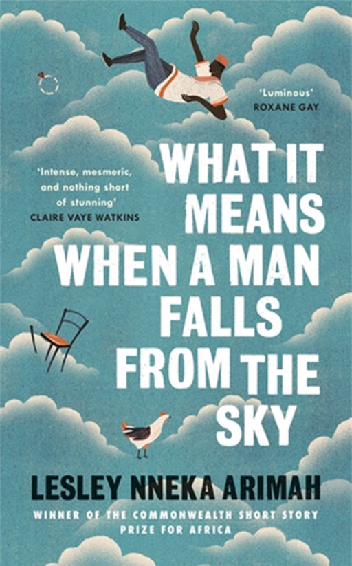 What It Means When A Man Falls From The Sky (Paperback)