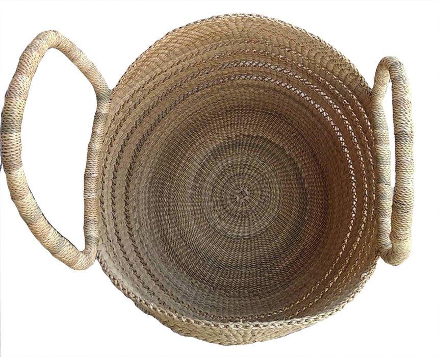 AfricanheritageGH Basket With Strong Handles