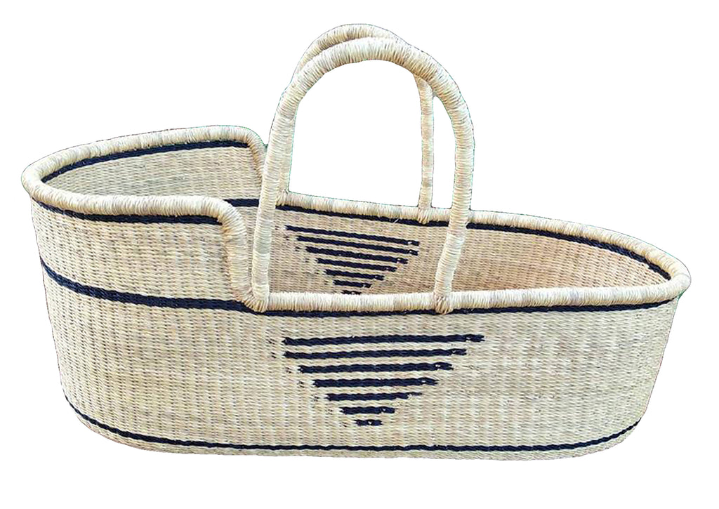 meilleur service 133c4 bbcb7 AfricanheritageGH Moses Baby Basket Bed, Baby Bassinet