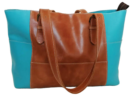 Zeri Tote bag, Full Grain Ethiopian Leather