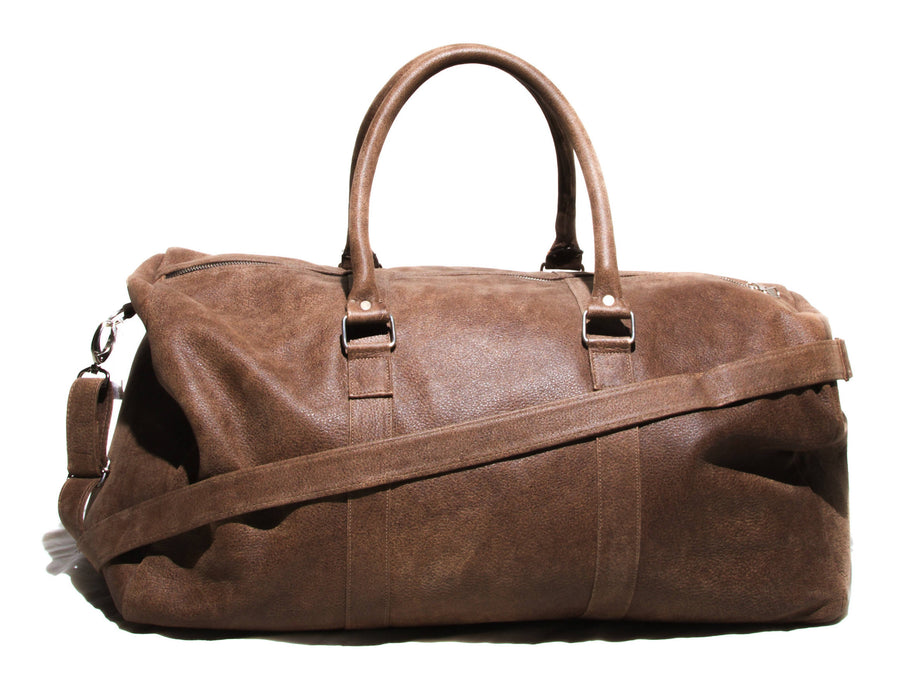 Genuine Leather Duffle Bag