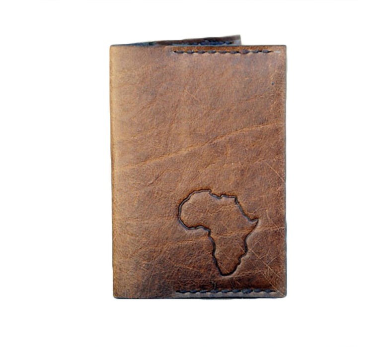 Lewis & Madge Leather Passport Holder