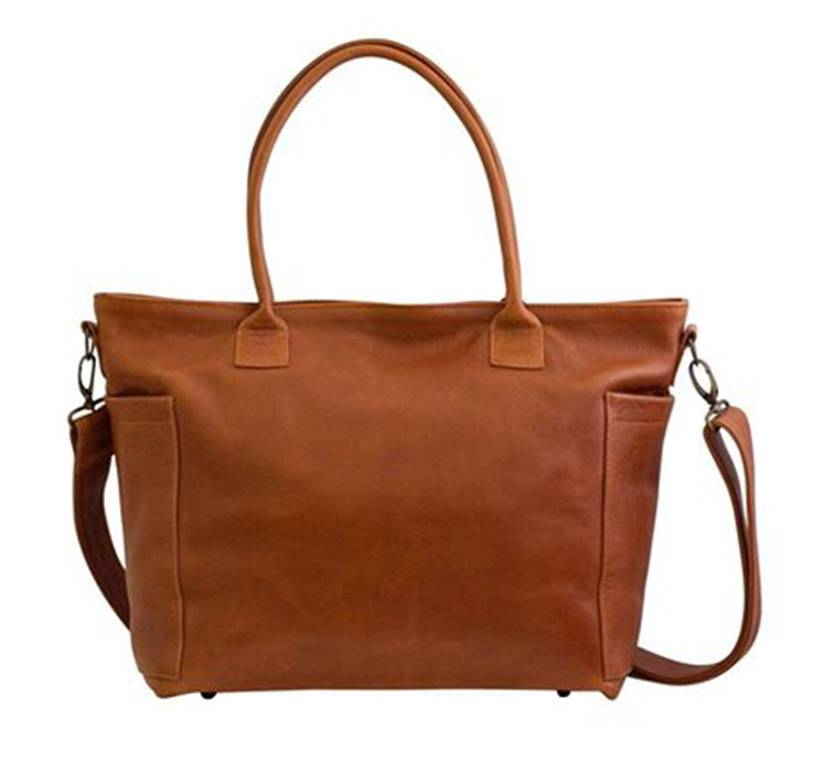 Mally The Beula Bovine Leather Diaper Bag