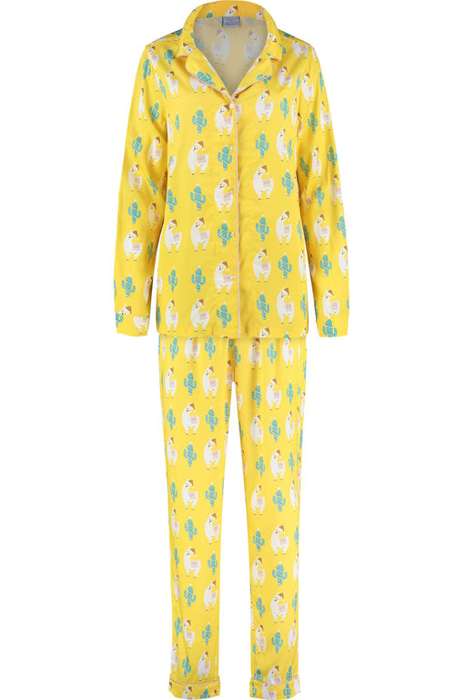 Nightire Organic Bamboo Pyjama set - Wild Christmas