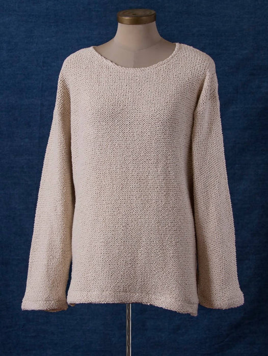 Cotton Girls Handcrafted Sweater