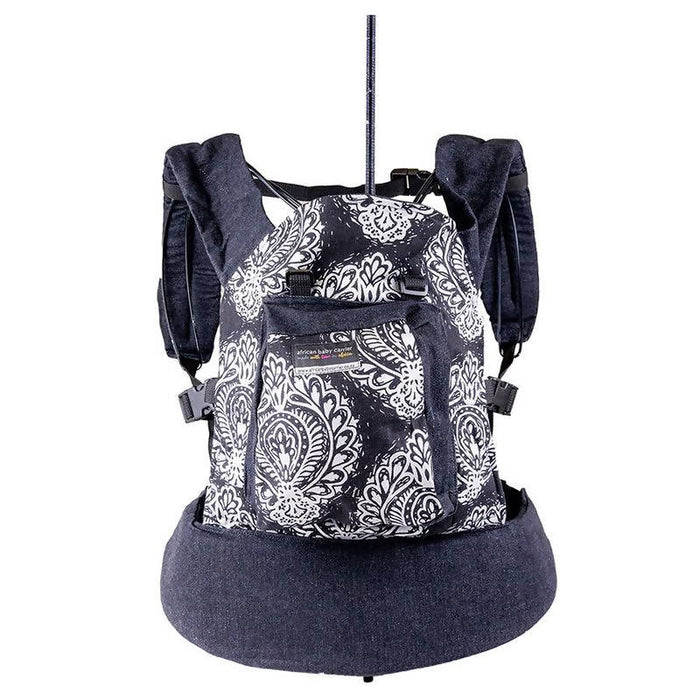 African Baby Carrier Denim Original (Simple Light weight for all occasions)