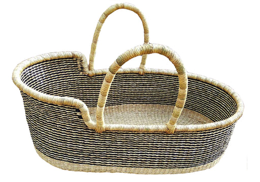 AfricanheritageGH Moses Baby Basket, Baby Bassinet