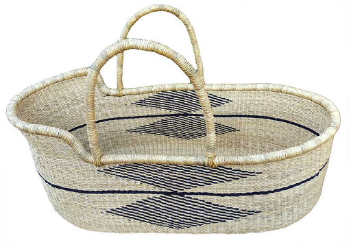 AfricanheritageGH Moses Basket Baby Bed, Baby Bassinet