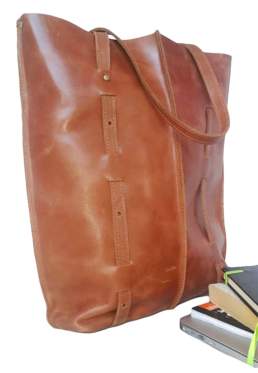 Zeri Messenger bag Full Grain Ethiopian Leather