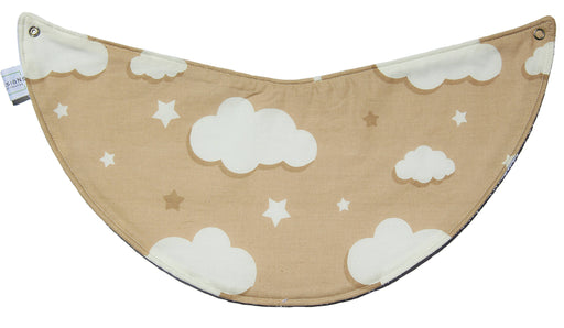 DPT Designs Cotton Round Bibs