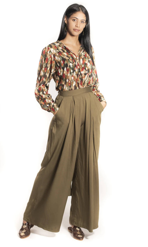 Danielle Frylinck Amy Pleated Pants