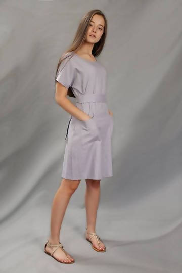Danielle Frylinck Linen Dora's Dress