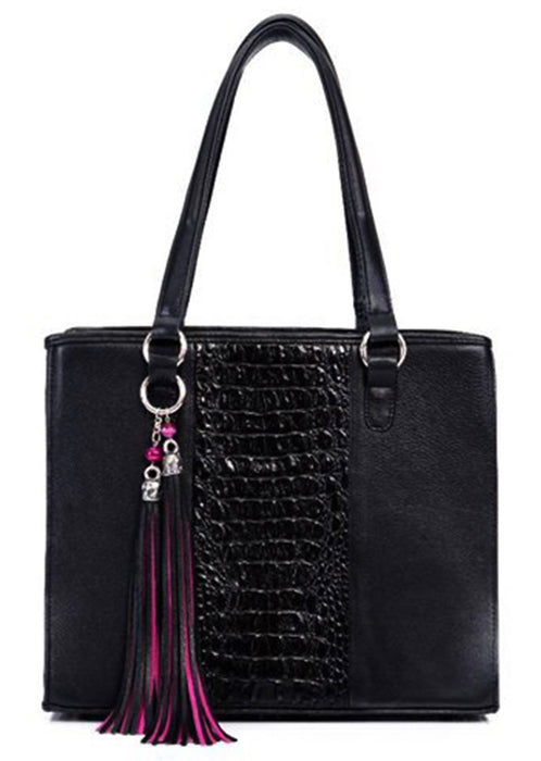 Nanita & Co Genuine Leather Fara Tote Bag