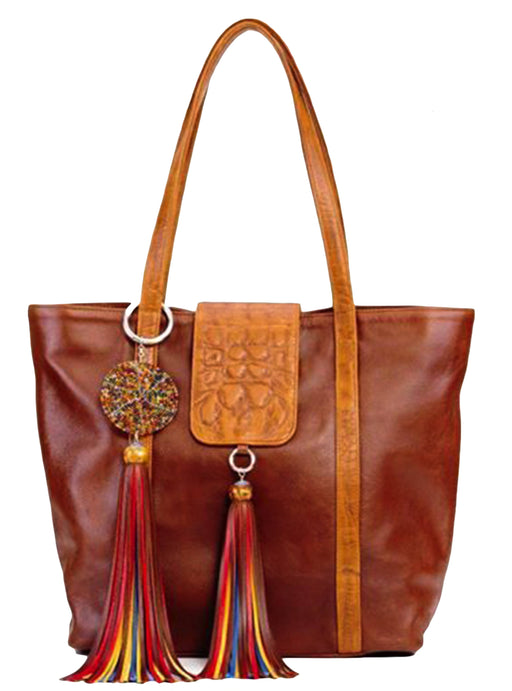 Nanita & Co Essy Genuine Leather Shopper Bag