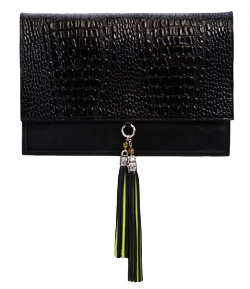 Nanita & Co Genuine Leather Envelope Clutch Bag