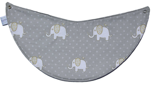 DPT Designs 3 Pack Cotton Round Bibs