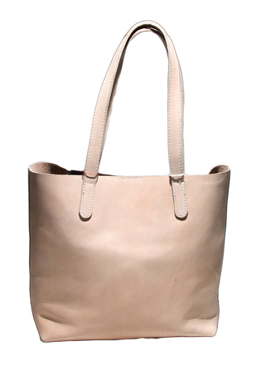 Diomande Genuine Leather Shopper Handbag