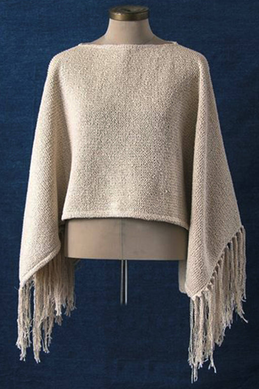 Cotton Girls Handcrafted Shawl Poncho