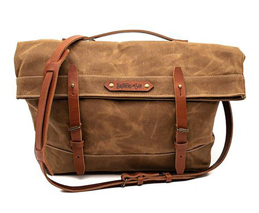 Brothers & Sons The Satchel - Bushveld Tan