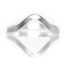Load image into Gallery viewer, Apex Ring (14K yellow, rose, palladium white gold; multiple styles)