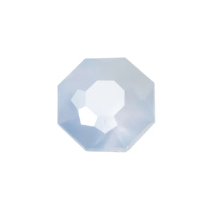 Create your own solitaire ring: 0.84ct Tundaru periwinkle hexagon sapphire