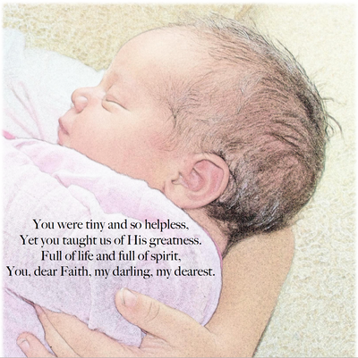 The Night Faith Was Born: E-Book