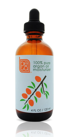 100% Pure Organic Argan Oil - 4 oz
