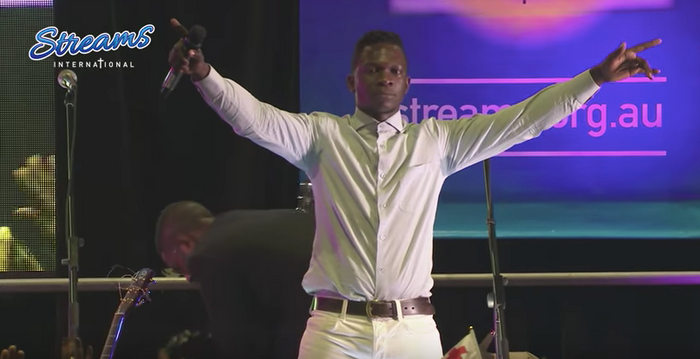 Onesimus Muzik - recorded live at Miracle Weekend Sydney 2017