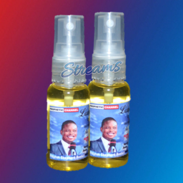 Twin Package of Lion of Juda Oil
