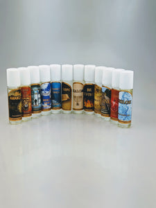The Resurrection Set Bible Anointing Oils by Prophet Gerald Nyasulu PhD.