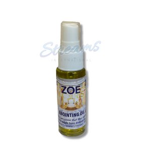 Year of ZOE 2020 Anointing Oil  - Made in Israel