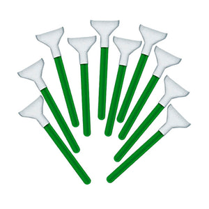 Sensor cleaning swabs Vswabs® MXD-100 Green 12 per pack