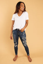 Judy Blue Patched Up Jeans