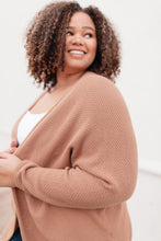 Ellison Cardigan in Mocha