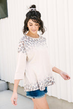 Faded in Love Top