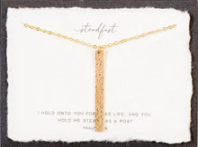 Steadfast Necklace