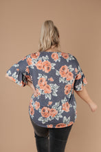 Southern Charm Floral Top