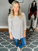 Perfect Striped Tunic