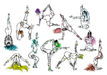 Load image into Gallery viewer, Yoga Series - Together