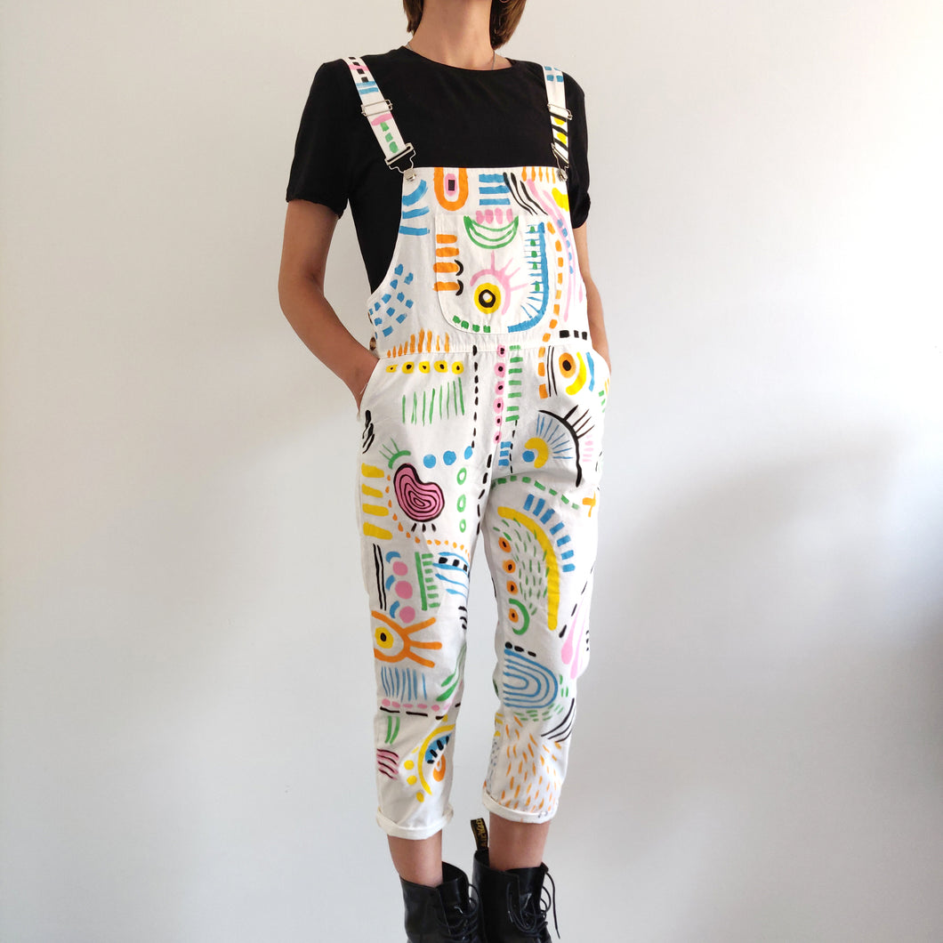 Colorful Pattern Overall - Limited Edition