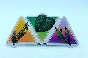 Plant Elements Sticker