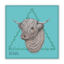 Load image into Gallery viewer, Bos Taurus 8x8 Print