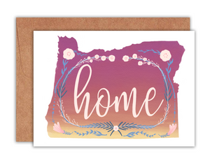 Oregon Home Card