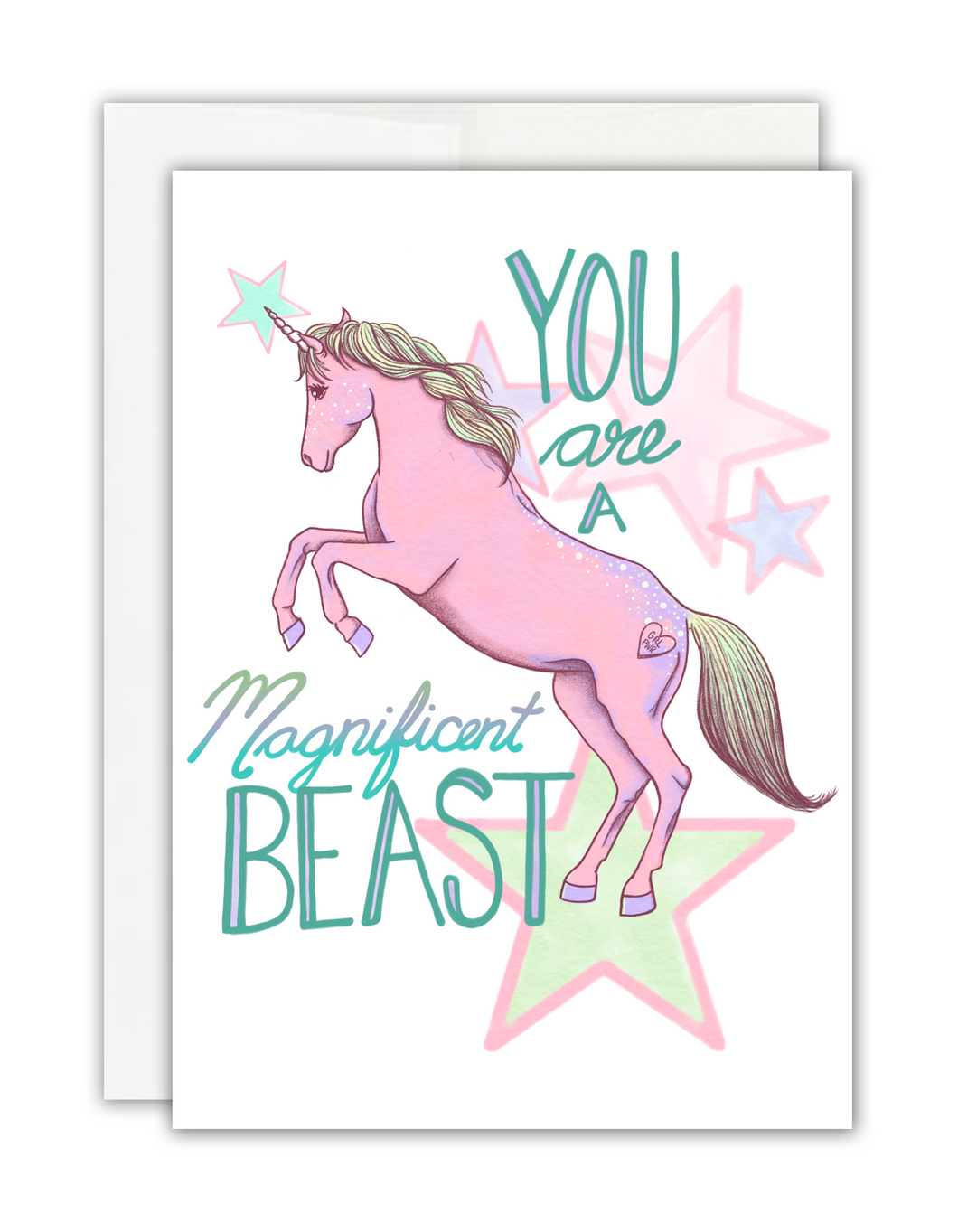 You are a Magnificent Beast Card