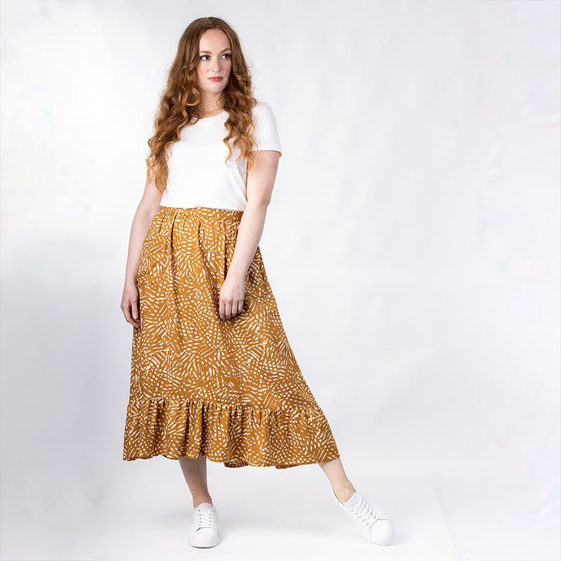 Say hello to the Ella skirt!
