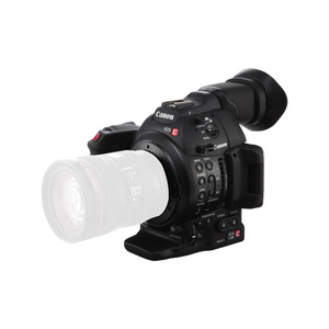 Canon C100 Mark II Cinema EOS Camera with Dual Pixel CMOS AF (Body)