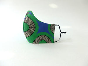 KIDS Peacock Mask